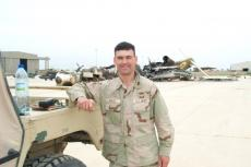 Rep. Tony Kurtz, Army Veteran